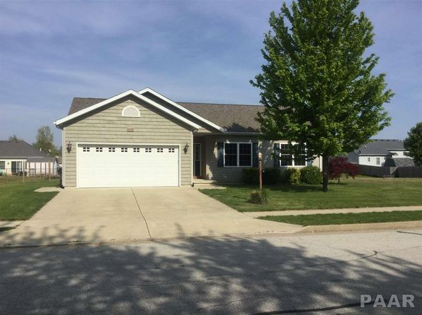 4 bed 3 bath Single Family at 1103 Saddle Brook Ln Metamora, IL, 61548 is for sale at 190k - 1 of 17