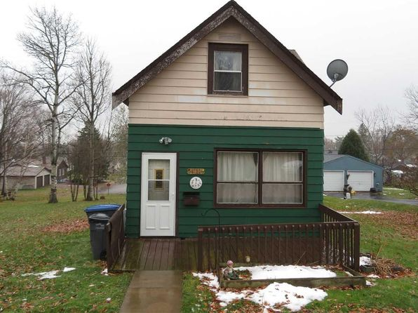 2 bed 1 bath Single Family at 4732 Oneida St Duluth, MN, 55804 is for sale at 73k - 1 of 24