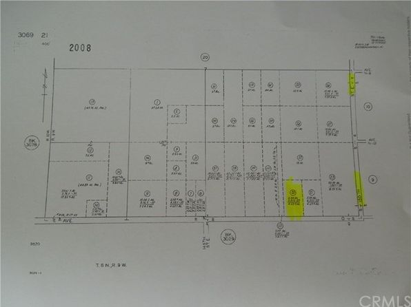 null bed null bath Vacant Land at 147 Ave O Vic 147 Palmdale, CA, 93591 is for sale at 25k - google static map