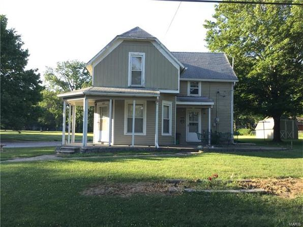 2 bed 1 bath Single Family at 1005 Vine St Greenville, IL, 62246 is for sale at 45k - 1 of 19