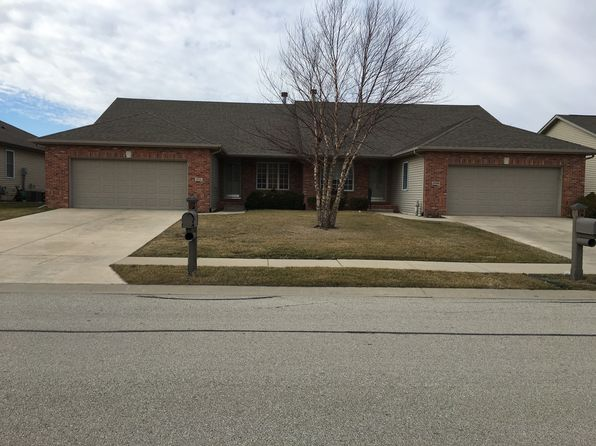 2 bed 2 bath Single Family at 2711 Rutherford Trek Springfield, IL, 62711 is for sale at 170k - 1 of 12