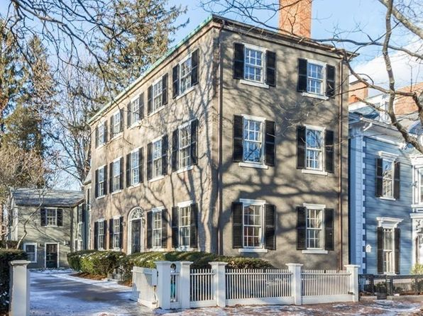 5 bed 4 bath Single Family at 8 CHESTNUT ST SALEM, MA, 01970 is for sale at 887k - 1 of 22
