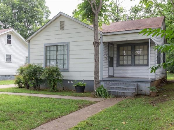 2 bed 1 bath Single Family at 1325 S 17th St Fort Smith, AR, 72901 is for sale at 50k - 1 of 10