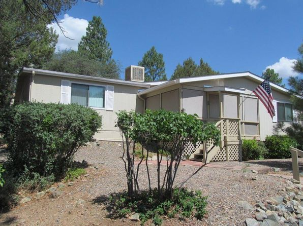 3 bed 2 bath Mobile / Manufactured at 83 Alpine St Prescott, AZ, 86305 is for sale at 56k - 1 of 37