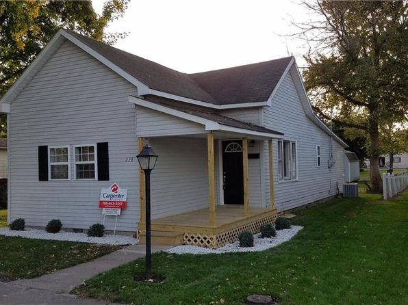 3 bed 1 bath Single Family at 228 N 7th St Elwood, IN, 46036 is for sale at 78k - 1 of 22