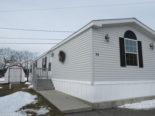 3 bed 1 bath Mobile / Manufactured at 54 SCARPONI DR BRUNSWICK, ME, 04011 is for sale at 40k - 1 of 27