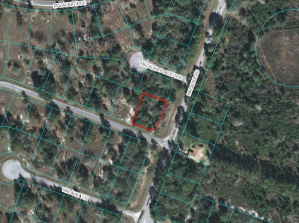 null bed null bath Vacant Land at 00 Malauka Pl Ocklawaha, FL, 32179 is for sale at 7k - google static map