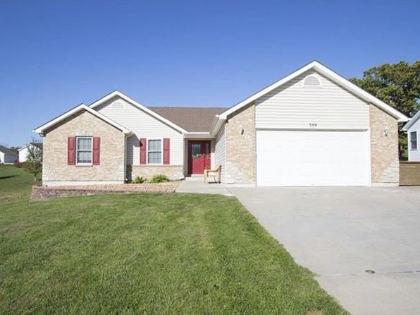 4 bed 3 bath Single Family at 359 Dry Fork Xing Warrenton, MO, 63383 is for sale at 190k - 1 of 16
