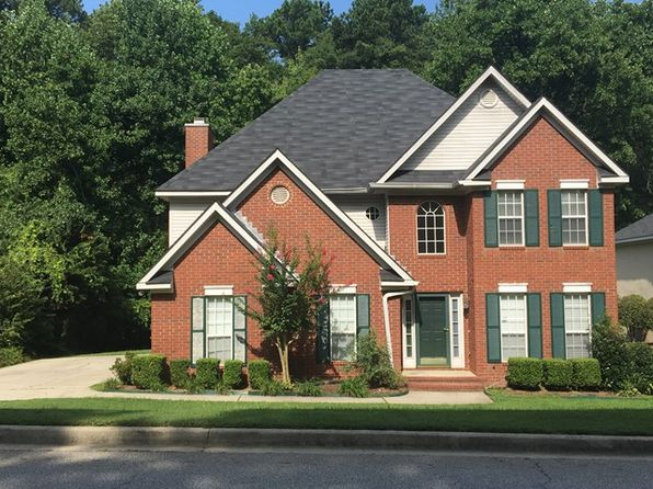 4 bed 3 bath Single Family at 4843 Walnut Hill Dr Evans, GA, 30809 is for sale at 205k - google static map
