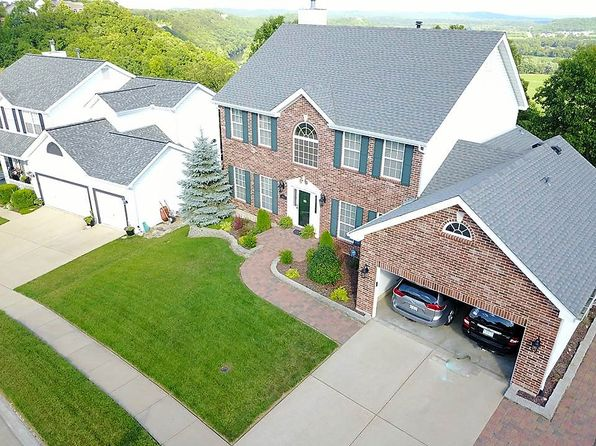 4 bed 4 bath Single Family at 836 LEGENDS VIEW DR EUREKA, MO, 63025 is for sale at 355k - 1 of 8