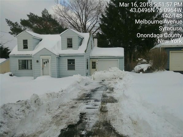 3 bed 2 bath Single Family at 143 Melbourne Ave Syracuse, NY, 13224 is for sale at 50k - google static map
