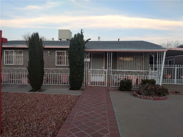 3 bed 2 bath Single Family at 660 CORTEZ DR EL PASO, TX, 79905 is for sale at 110k - 1 of 8