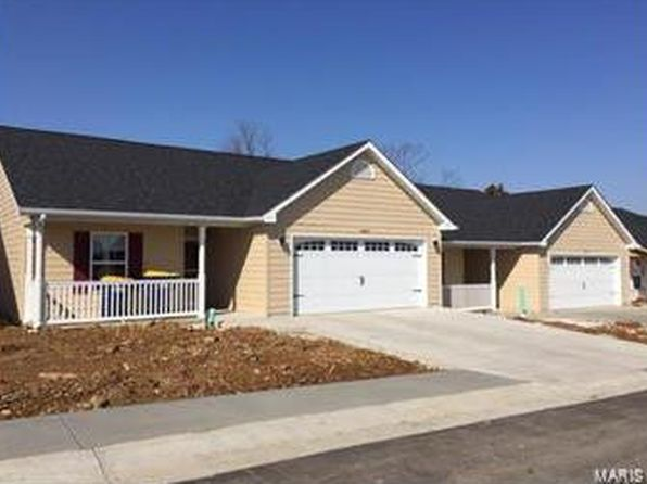 2 bed 2 bath Condo at 1039 Hawk Ridge Dr Union, MO, 63084 is for sale at 165k - google static map