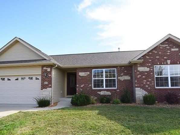 4 bed 2 bath Single Family at 805 PACIFIC CROSSING DR O FALLON, IL, 62269 is for sale at 188k - 1 of 22