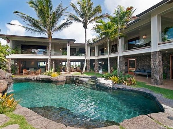 5 bed 7 bath Single Family at 206 N KALAHEO AVE KAILUA, HI, 96734 is for sale at 19.90m - 1 of 24