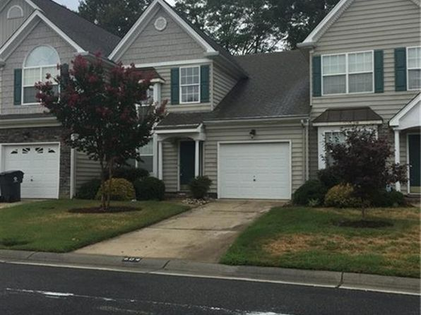 3 bed 3 bath Single Family at 604 Sawgrass Ln Portsmouth, VA, 23703 is for sale at 175k - google static map