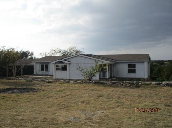 3 bed 2 bath Mobile / Manufactured at 185 Indian Hills Dr Kerrville, TX, 78028 is for sale at 63k - 1 of 27