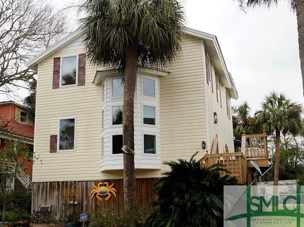 3 bed 3 bath Single Family at 1214 5TH AVE TYBEE ISLAND, GA, 31328 is for sale at 425k - 1 of 22