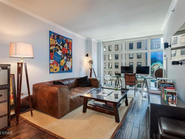 1 bed 1 bath Condo at 1600 Broadway New York, NY, 10019 is for sale at 1.18m - 1 of 9