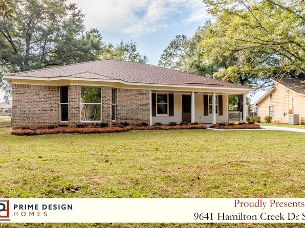 4 bed 2 bath Single Family at 9641 Hamilton Creek Dr S Mobile, AL, 36695 is for sale at 189k - 1 of 31