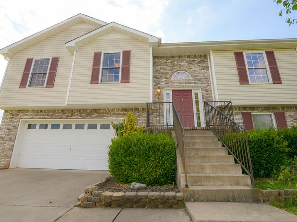 4 bed 3 bath Single Family at 1496 McKinley Ct Clarksville, TN, 37042 is for sale at 170k - 1 of 28