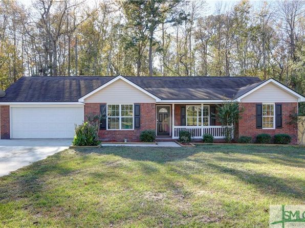 3 bed 2 bath Single Family at 46 RACHEL CT RINCON, GA, 31326 is for sale at 155k - 1 of 30