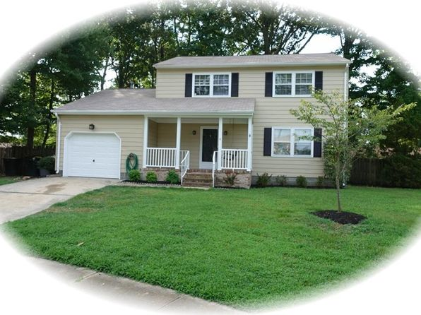 4 bed 3 bath Single Family at 8 Lillian Ct Hampton, VA, 23669 is for sale at 200k - 1 of 31
