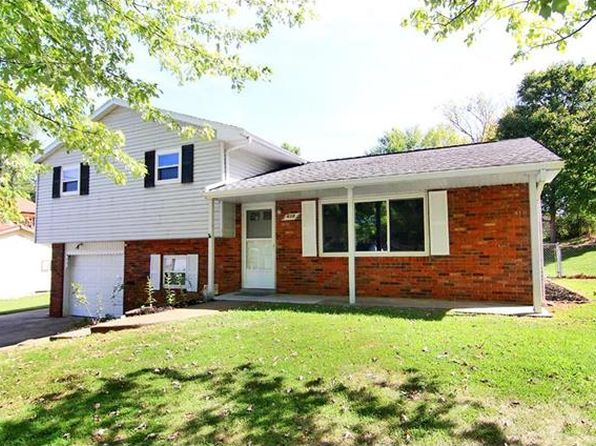 3 bed 2 bath Single Family at 610 LYNDHURST DR JACKSON, MO, 63755 is for sale at 130k - google static map