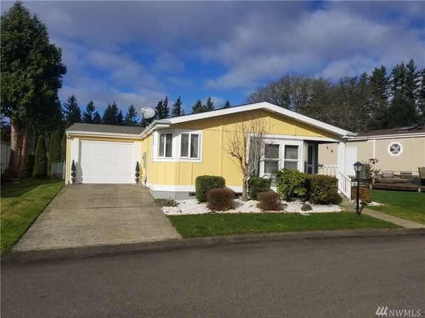 2 bed 2 bath Mobile / Manufactured at 1905 138th St E Tacoma, WA, 98445 is for sale at 88k - 1 of 20