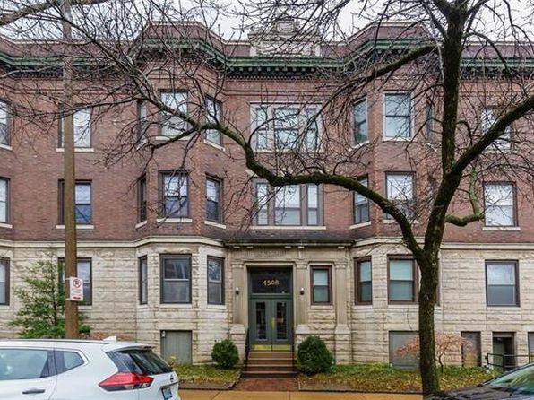 2 bed 1 bath Condo at 4508 McPherson Ave Saint Louis, MO, 63108 is for sale at 175k - 1 of 18