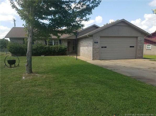3 bed 2 bath Single Family at 115 Hinton Blvd Mannford, OK, 74044 is for sale at 92k - 1 of 30