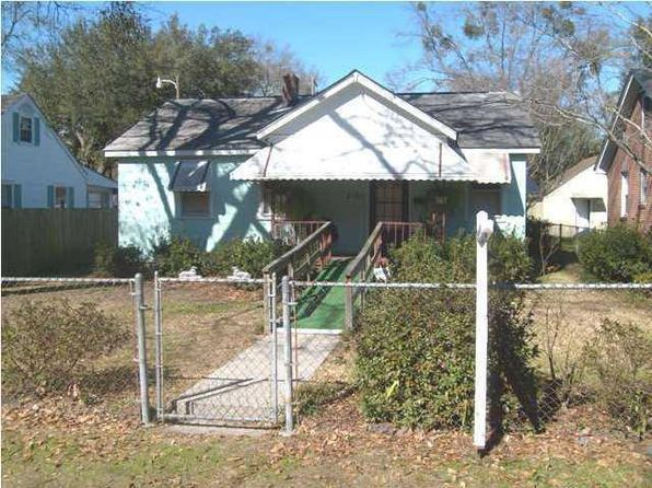 3 bed 1 bath Single Family at 2160 Birch St Charleston, SC, 29405 is for sale at 100k - 1 of 3