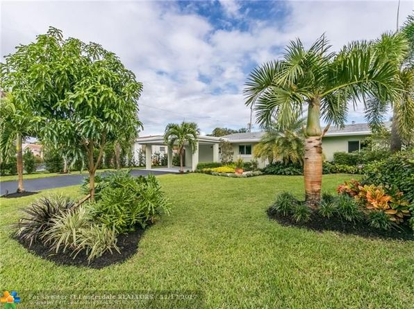4 bed 2 bath Single Family at 4430 NE 16th Ave Oakland Park, FL, 33334 is for sale at 500k - 1 of 28