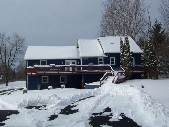 3 bed 3 bath Single Family at 4936 Carrick Rd Oneida, NY, 13421 is for sale at 185k - 1 of 22