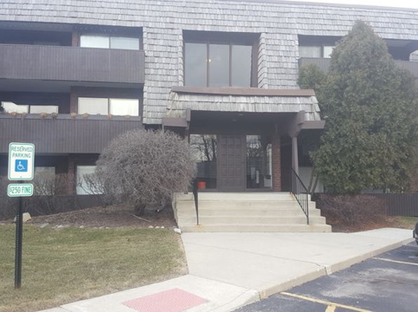 2 bed 2 bath Condo at 493 Timber Ridge Dr Carol Stream, IL, 60188 is for sale at 120k - google static map