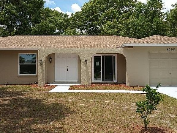 3 bed 2 bath Single Family at 4098 Baybriar St Spring Hill, FL, 34606 is for sale at 65k - 1 of 8