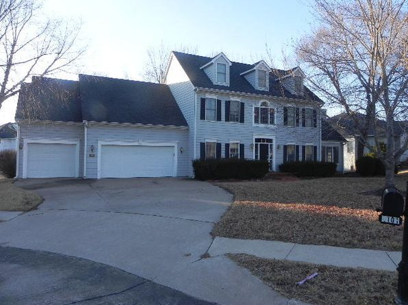 4 bed 4 bath Single Family at 4101 WHITE PINE CT COLUMBIA, MO, 65203 is for sale at 320k - 1 of 19
