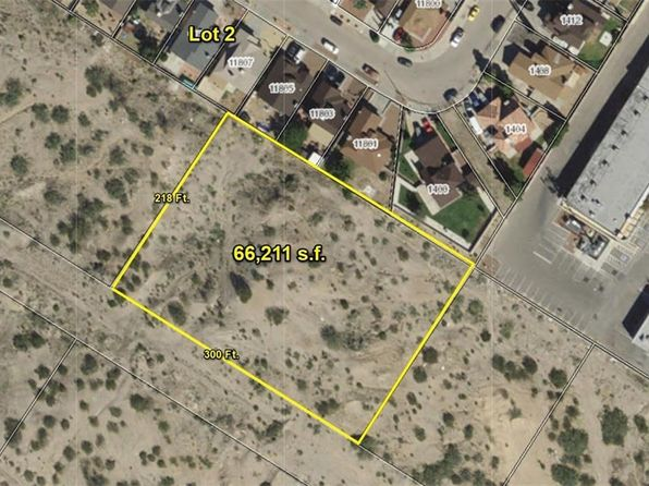 null bed null bath Vacant Land at 12000 Holstein Rd El Paso, TX, 79936 is for sale at 160k - 1 of 9