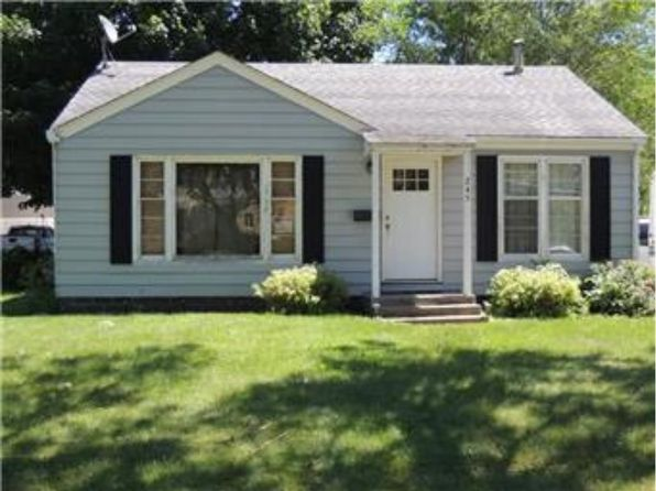 2 bed 1 bath Single Family at 245 S Elmwood Ave Le Sueur, MN, 56058 is for sale at 90k - 1 of 4