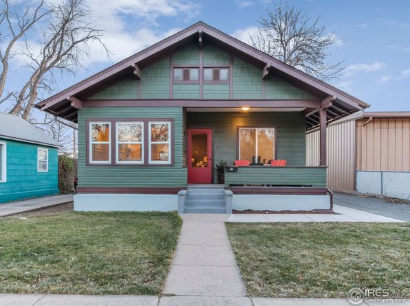 2 bed 1 bath Single Family at 520 E 5th St Loveland, CO, 80537 is for sale at 300k - 1 of 27