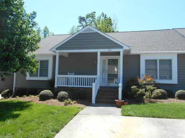 2 bed 2 bath Townhouse at 511 Harrogate Ct High Pt, NC, 27262 is for sale at 140k - 1 of 7