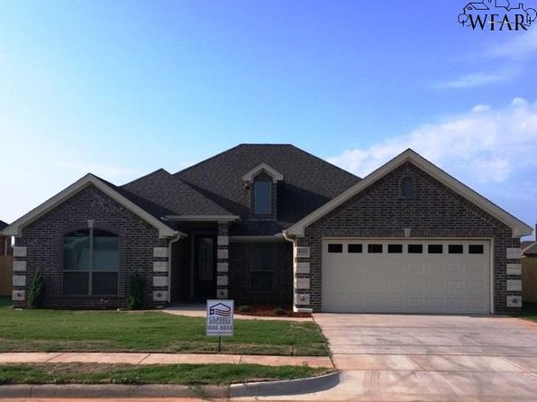 4 bed 2 bath Single Family at 6211 Talon Trl Wichita Falls, TX, 76310 is for sale at 271k - 1 of 14