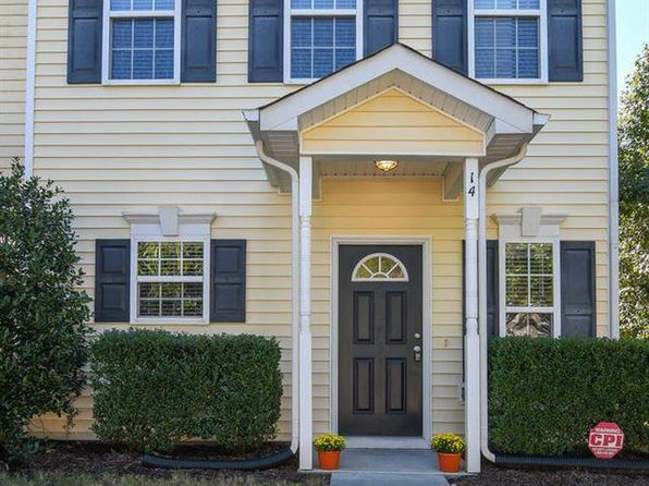 2 bed 3 bath Townhouse at 14 Red Feather Ct Durham, NC, 27704 is for sale at 125k - 1 of 25