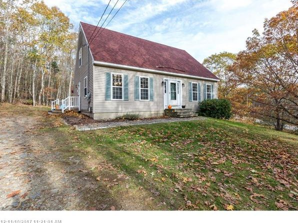 3 bed 2 bath Single Family at 72 Brown Rd Wiscasset, ME, 04578 is for sale at 213k - 1 of 35
