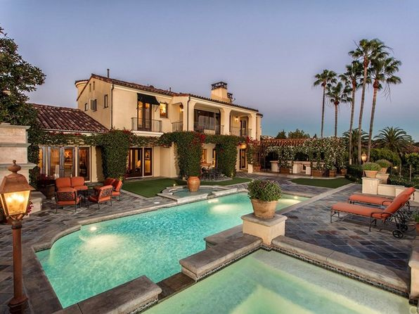 5 bed 6 bath Single Family at 6 PINNACLE PT NEWPORT COAST, CA, 92657 is for sale at 7.69m - 1 of 22