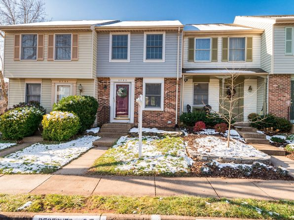 2 bed 2 bath Townhouse at 3752 Sudley Ford Ct Fairfax, VA, 22033 is for sale at 330k - 1 of 24