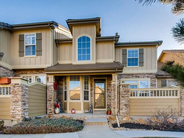 2 bed 3 bath Townhouse at 8943 Tappy Toorie Cir Highlands Ranch, CO, 80129 is for sale at 415k - 1 of 28