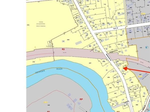 3 bed null bath Vacant Land at 52 Wadsworth St Thomaston, ME, 04861 is for sale at 35k - 1 of 2