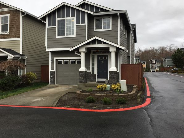 3 bed 3 bath Single Family at 9418 16th Dr W Everett, WA, 98204 is for sale at 345k - 1 of 11