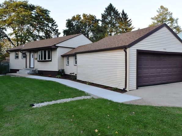 3 bed 1 bath Single Family at 1086 E Thacker St Des Plaines, IL, 60016 is for sale at 260k - 1 of 16